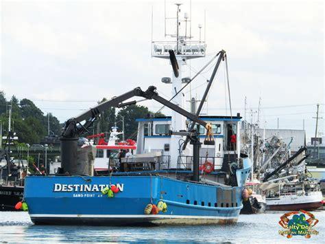 crab boat destination hearing destination alaska crab boat sank deadliest catch noaa