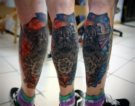 best star wars tattoos 55 best wars tattoos period the end tattooblend