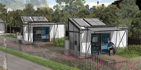 tiny housing community for gosford s homeless