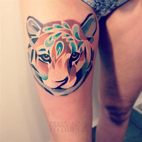 sasha unisex tattoo tattoos inspired by painting techniques scene360