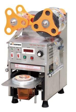 Mesin Sealer Cup harga mesin cup sealer surabaya murah toko mesin maksindo