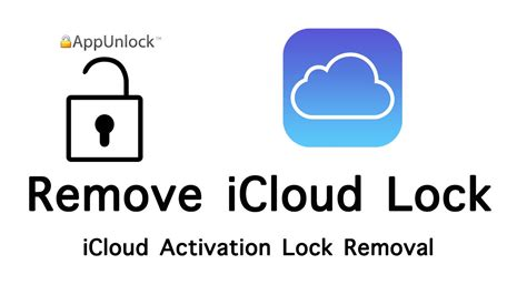 remove icloud activation lock account ios  iphone ipad