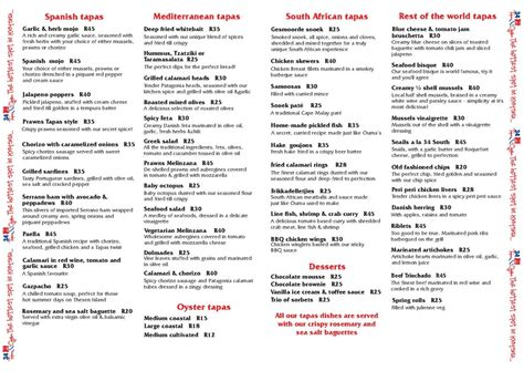 tapas menu ideas related keywords suggestions tapas