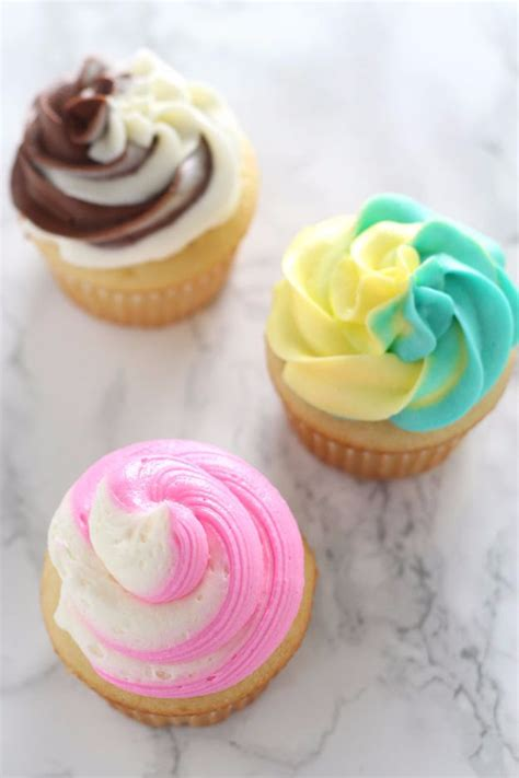 7 Adorable Ways To Decorate A Cake by 40 Cool Cupcake Decorating Ideas