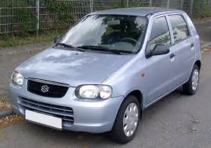 Suzuki Alto 04 Suzuki Alto History Of Model Photo Gallery And List Of