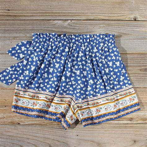 70s Charmer by 70 S Charmer Shorts Shorts Sweet Shorts From Spool