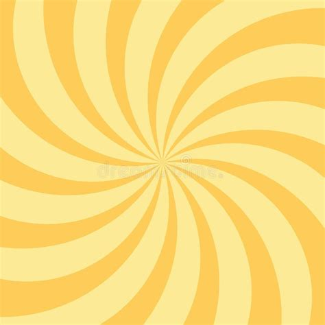 spiral sunburst stock illustration illustration