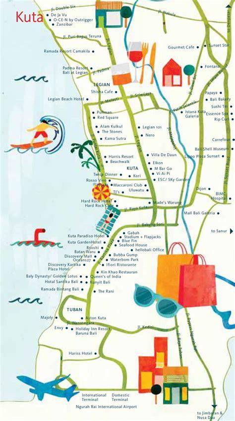 rabasta resort kuta map 25 best ideas about kuta bali on bali