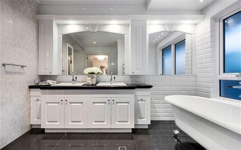 elegant hamptons style bathrooms  love  high