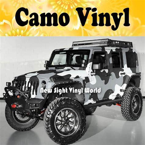 Jumbo Auto Sticker by 2017 Jumbo Camo Sticker Bomb Vinyl Car Wrap Black Grey
