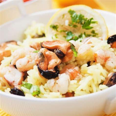 fruit de mer recette risotto aux fruits de mer