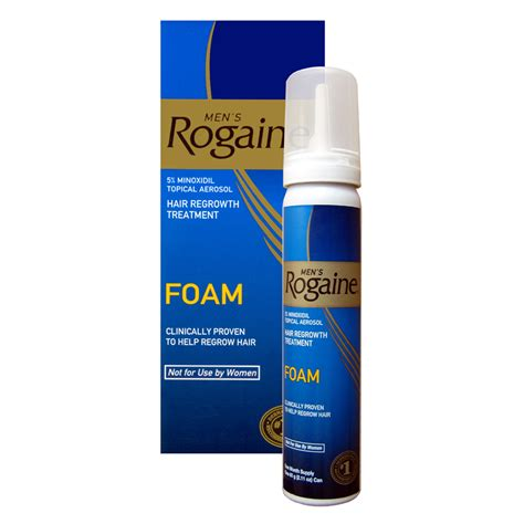 does rogaine foam for women work picture a rogaine case study confident no matter what