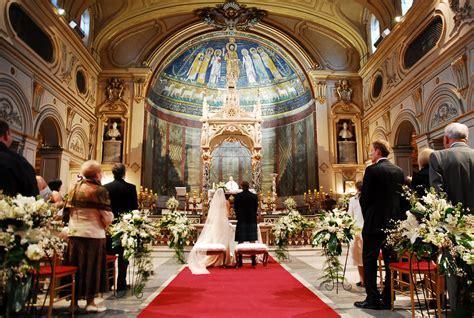 Medieval Church   Rome Church Wedding   Rome   Italy