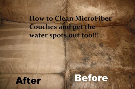 How To Get Stains Out Of Microsuede tada s kooky kitchen how to clean microfiber couches and get the water spots out