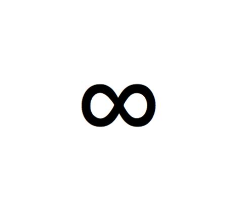 infinity sign emoticon emoji on quot the infinity emoji where is it