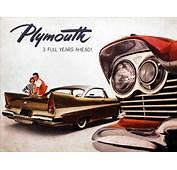 1957 Plymouth Belvedere Convertible Ron Hilbert