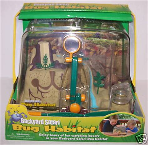 backyard safari habitat mitilo51 backyard safari bug habitat kids outdoor fun