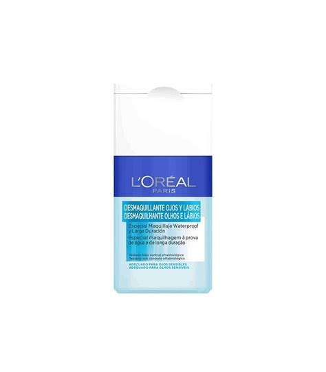 Loreal Eye And Lip Makeup Remover buy l or 233 al eye and lip makeup remover waterproof 125 ml