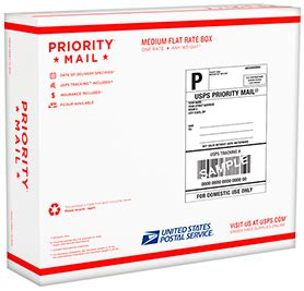 Search Usps Package By Address Priority Mail Forever Prepaid Flat Rate Medium Box 2