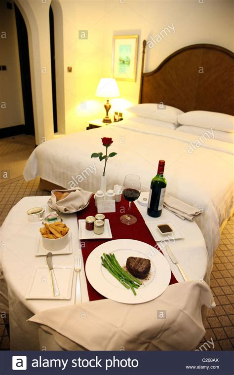 in room dining in a hotel room meal service shangri la
