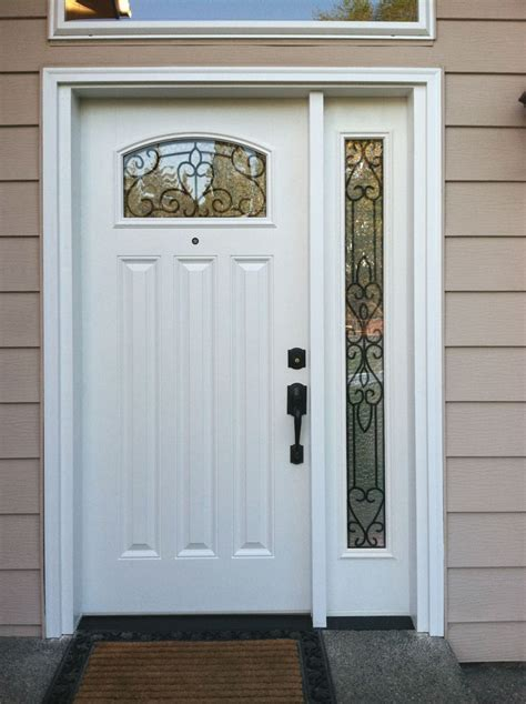 What Are Exterior Doors Made Of In Real Torino Exterior Door Sidelite