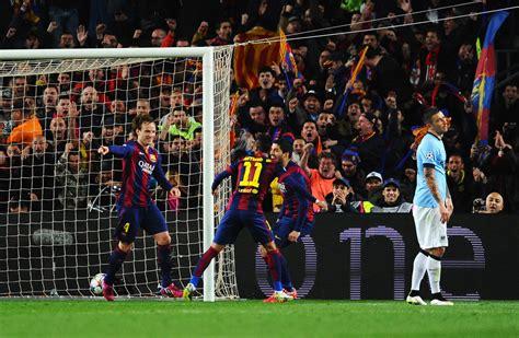 barcelona vs manchester city fc barcelona v manchester city zimbio
