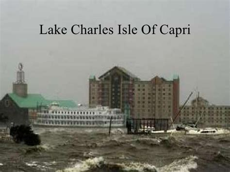 port of lake charles hurricane recovery