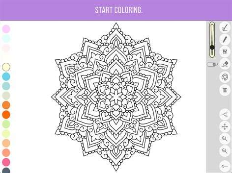 coloring book app template get zen coloring book for adults microsoft store