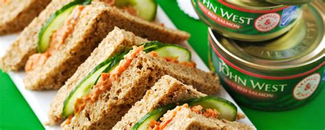 Low Yet Tasty Sandwich Spreads by Salmon And Cucumber Sandwiches West Uk