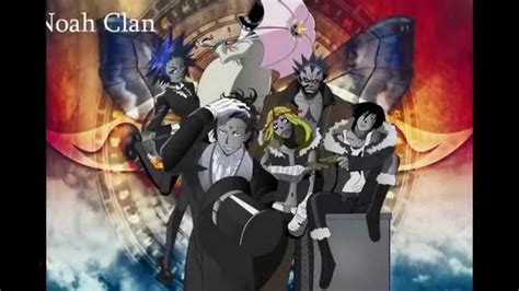 d gray man wikipedia characters d gray man best characters youtube