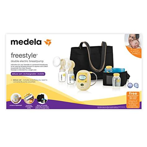 Medela Pompa Asi Breast Freestyle medela freestyle breast buy in uae baby product products in the uae see