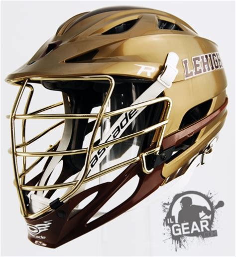 design lacrosse helmet decals lehigh mountain hawks cascade r with zimagear decals