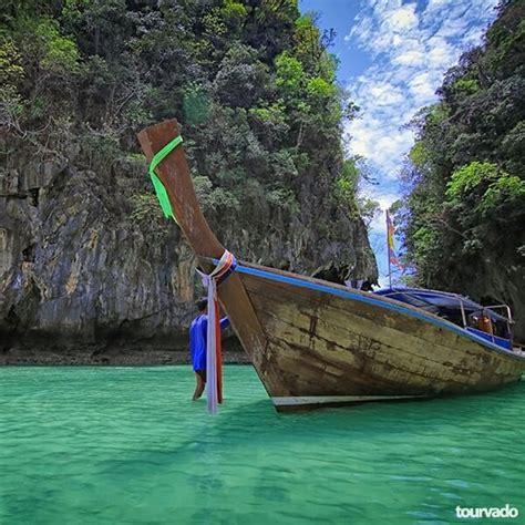 speed boat krabi to koh lanta krabi to hong island tour by speedboat full day tour