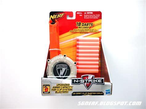 Magazine Set sg nerf nerf n strike 18 dart drum magazine set