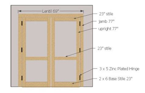 Shed Doors, Build a Shed Door