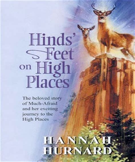 high places a parable books book review hind s on high places crayon marks