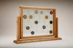 Coin Display Cabinet Design Challenge Coin Display Medium Swing Coin Display