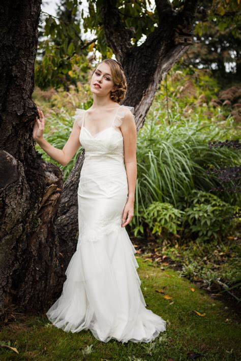 Backyard Wedding Gowns Backyard Wedding Ideas The Merry