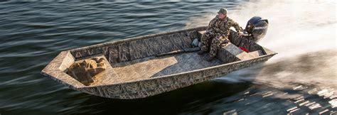 jon boat gunnel cl crestliner aluminum jons 1860 retriever jon