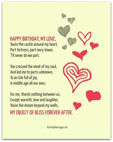 birthday poems birthday poems original poems for birthdays