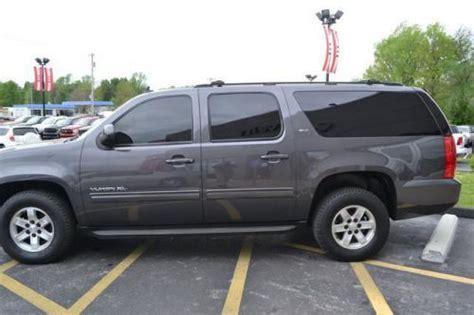 how make cars 2010 gmc yukon xl 1500 seat position control buy used 2010 gmc yukon xl 1500 slt in 1025 w sunshine st springfield missouri united states