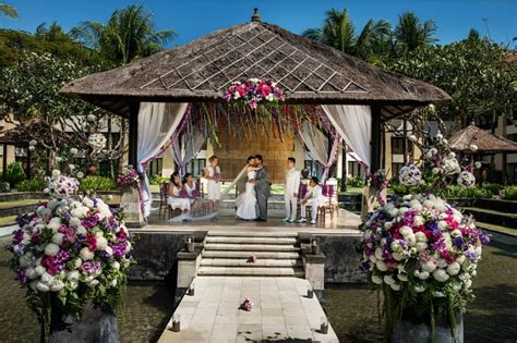 Wedding Budget Indonesia by 10 Best Wedding Hotels In Bali Where To Get Married In Bali