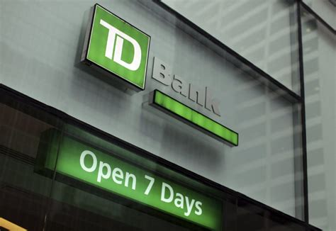td bank of canada td ends free accounts for clients toronto