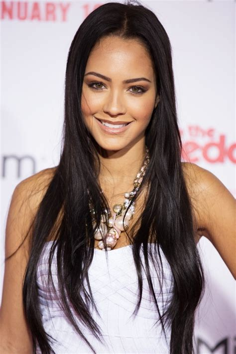 Tristin Mays Picture 1   World Premiere of Screen Gems The