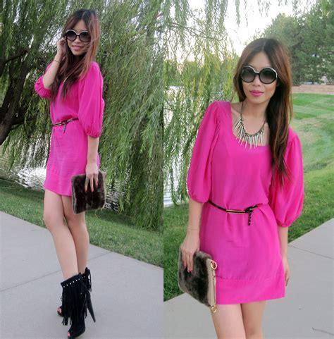 Casnadra Dress Burberry Pink Quailhijab y liu express pink dress bebe fringes boots
