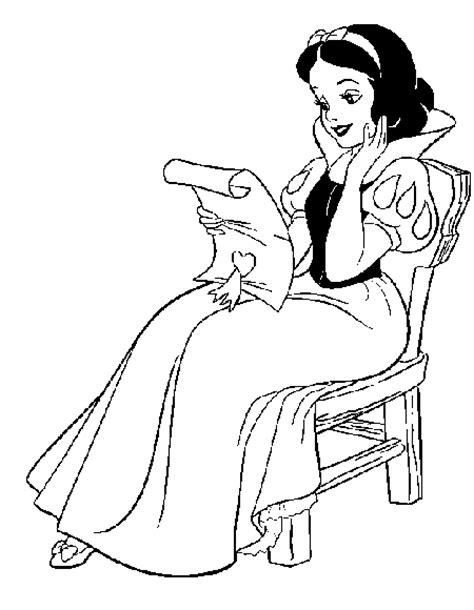 imagenes para colorear blanca nieves dibujos para colorear de blancanieves para imprimir imagui