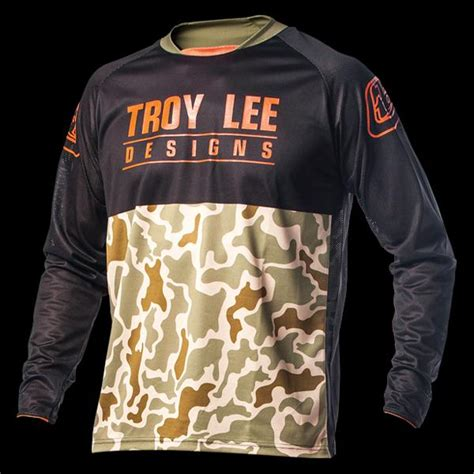 Kaos T Shirt Bike cool tl designs tld moto racing t shirt sport cycling jersey moto orange camouflage shirt