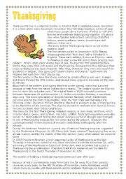 thanksgiving comprehension printables thanksgiving comprehension worksheets worksheet