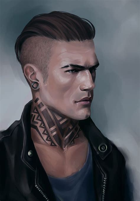 christian holmes tattoo 25 best ideas about male character design on pinterest