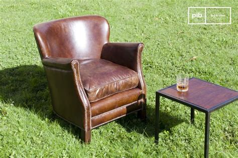 turner leather armchair vintage armchair and chair vintage furniture pib